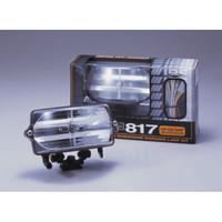 Фара широкозахватная, 817 - Н3 12V 55W, IPF