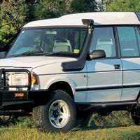 Шноркель Выносной воздухозаборник LAND ROVER DISCOVERY 4/94-99 NO ABS, Safari
