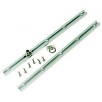 Крепежная система в кузов Hi-Lift Slide-N-Lock (алюминий)