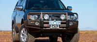 Передний бампер ARB  для Mitsubishi L200 10-15 W/FLARES   3446320