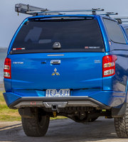 Задний бампер ARB Summit на Mitsubishi L200 2015+  3646050