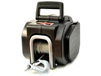 Лебедка электрическая переносная Dragon Winch Portable DWP 3500