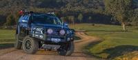 Передний бампер ARB Summit для Ford Ranger 2015+   3440510