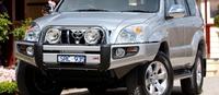 Передний бампер ARB SAHARA BAR PRADO 120 03-09   3921120