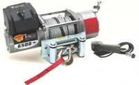 лебедка EW- 6500 12V/2,95т IMPROVED OFF ROAD SERIES (7309210)