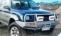 Передний бампер ARB  для Mitsubishi L200 02-05 W/FLARES  3446060