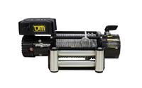Лебедка TJM TORQ ELECTRIC WINCH 9500LB со стальным тросом 947TJMTQ95S