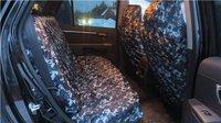 Грязезащитные чехлы на сидения