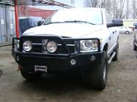 Бампер силовой, передний для Dodge RAM