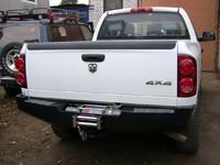 Бампер силовой, задний для Dodge RAM