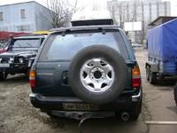 Крепление запасного колеса для Nissan Pathfinder