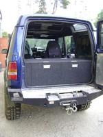 Спальник - органайзер для Land Rover Discovery 1