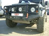 Бампер силовой, для  Land Rover Defender