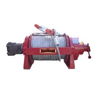 Электрическая лебедка Dragon Winch HIDRA DWHI 200 HD