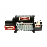 Электрическая лебедка Dragon Winch Maverick DWM 12000 HDI