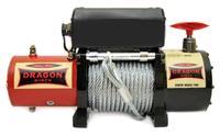 Электрическая лебедка Dragon Winch Maverick DWM 8000 HD
