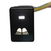 Кнопка, тип 4, включения/выключения фар, CARCHET