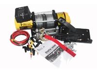 лебедка ATWPRO-4500 12V/2,04т 6.0mm*18m (7241100)