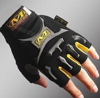 Перчатки, тактические, M-Pact Fingerless, L