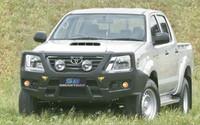 Передний бампер Smartbar для TOYOTA HILUX 11-15 на авто с расширителем крыла, ARB