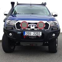 Передний бампер Stealthbar для Ford Ranger 2015++ , ARB