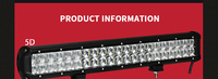 Светодиодная панель 5D, 28 дюймов 103 Вт, X-STAR combo