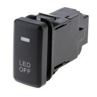 Кнопка, тип 3, выключения света LED OFF