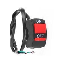Кнопка вкл/выкл для дополнительного оборудования мотоцикла, квадроцикла