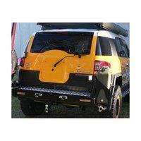 Силовой бампер Kaymar K3660-S Toyota LAND CRUISER 80