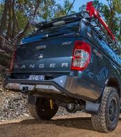 Задний бампер ARB Summit на FORD Ranger 2011+ (для авто с оригинальными парктрониками)  3640140