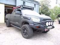 Бампер силовой передний под лебедку Toyota Tundra