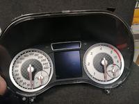 Приборная панель Mercedes-Benz (оригинал) A1769009301
