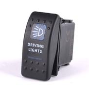 Кнопка включения Driving Lights,ТИП 2, BANDC,  4х4sport