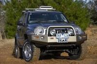 Передний бампер ARB Combo Bar для Jeep Cherokee KJ 8/9/9.5   3450110