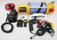 лебедка T-Max PEW- 9500 12V/4,305т, PERFORMANCE SERIES,RADIO (9229602)