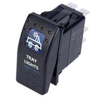 Кнопка включения Tray Lights, ТИП 2, BANDC,  4х4sport