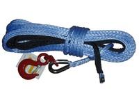 Трос для лебедки синтет. 9,9ммх28м 10000lbs/19310lbs, T-Max (9110281)