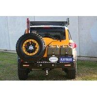 Силовой бампер Kaymar K2040 Toyota LAND CRUISER 80